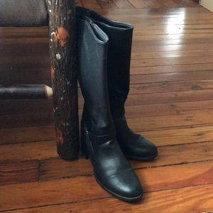 Shoes - Black Dress Boots